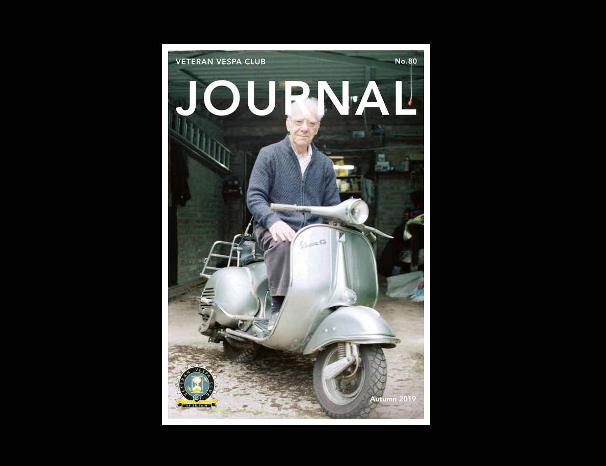 JOURNAL No.80 Autumn 2019 - coming soon..