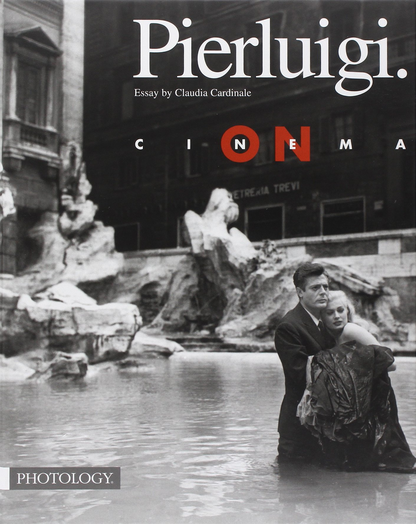 Available to buy  here  this book showcasing Pierluigi Praturlon's photography is one for the 'wish list'.