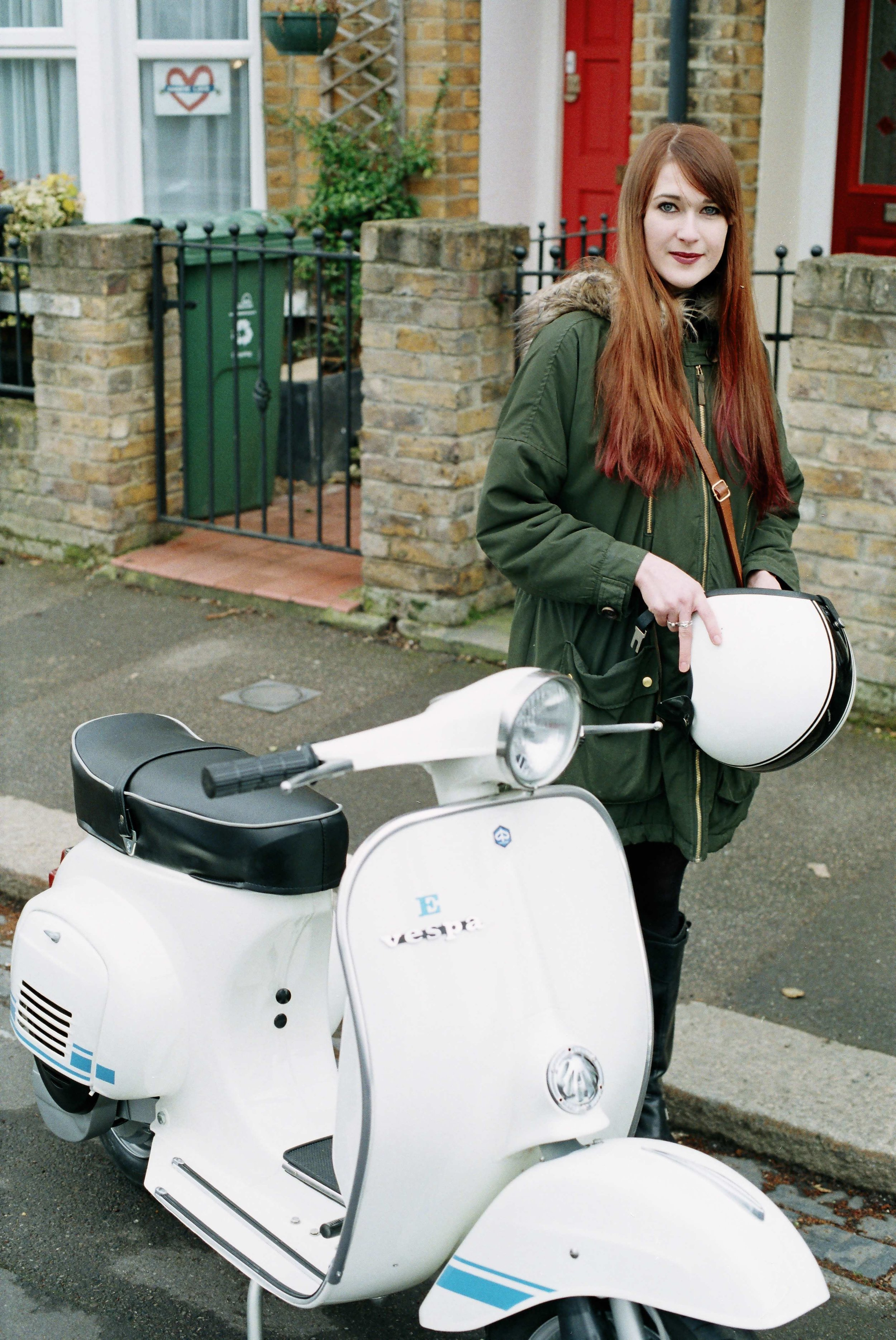 PROJECT:E scooter, March 2018 - photo by Paul Hart