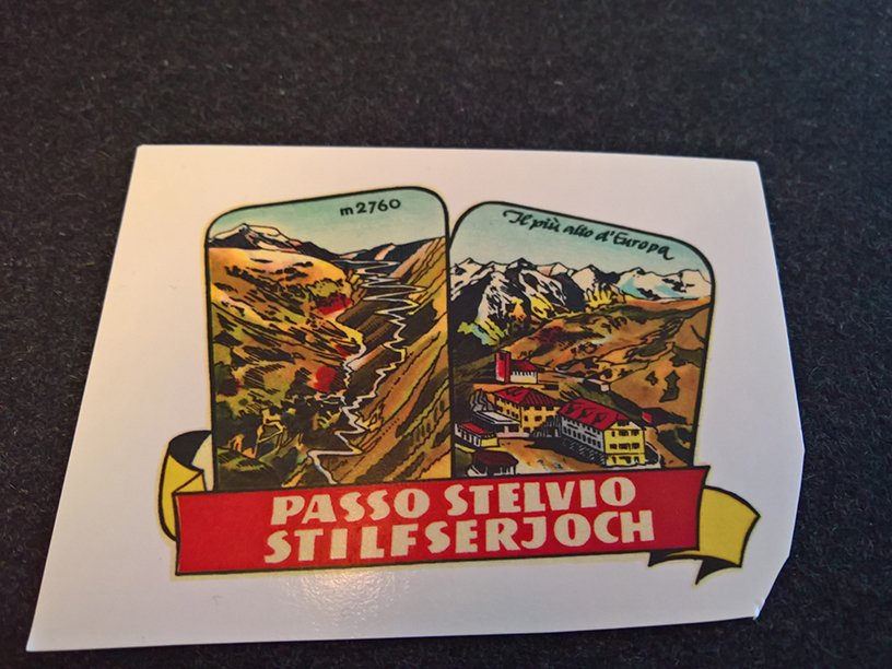 ..lovely re-produced vintage European stickers..