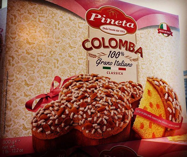 Did you get your Colomba for Easter ? 🥧🐣 #colomba #pasticcerianapoletana #colombadipasqua #eastercake #italianeaster #pasqua #edinburgh