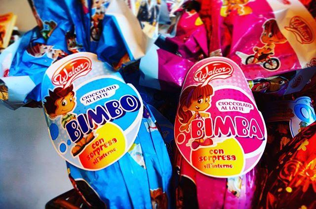 Italian Easter eggs now available in the shop at 6.95!! #pasqua #easter #eastereggs #uovacioccolata #uovodipasqua #bimbo #bimba #chocolateeggs