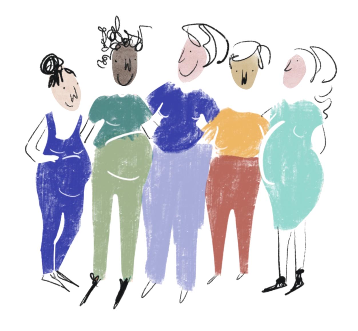 Illustration by Merlin Strangeway