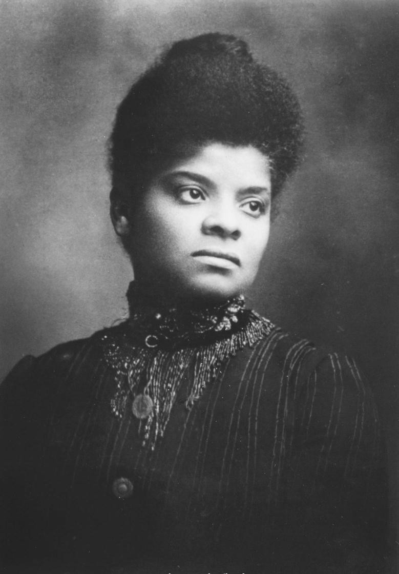 Ida B. Wells, late 19th century