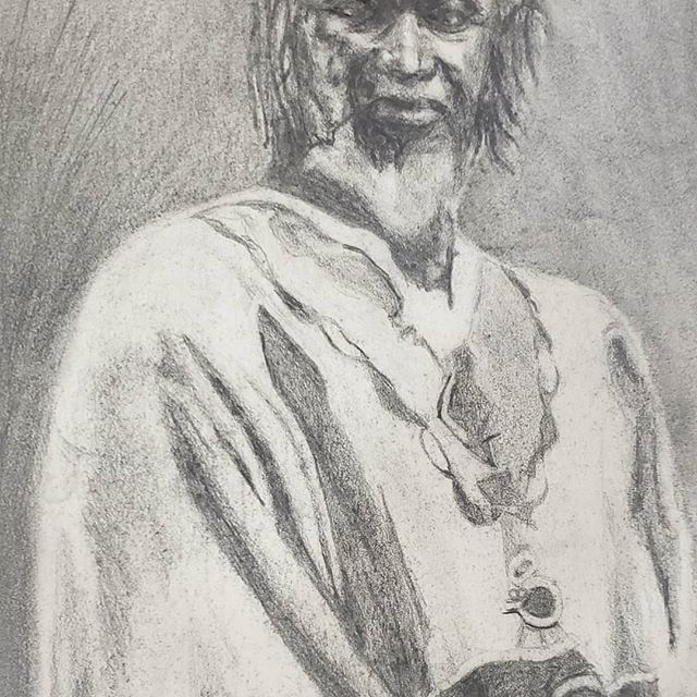 tiken jah fakoly - I drew this out of respect for this musician and social activist. Inbox me for prints. Share if you like this. #tikenjahfakoly #portraitdrawing #womanartist #yegwomanartist #yegart #pencildrawing #africanliberation #artactivism #blackwomanart