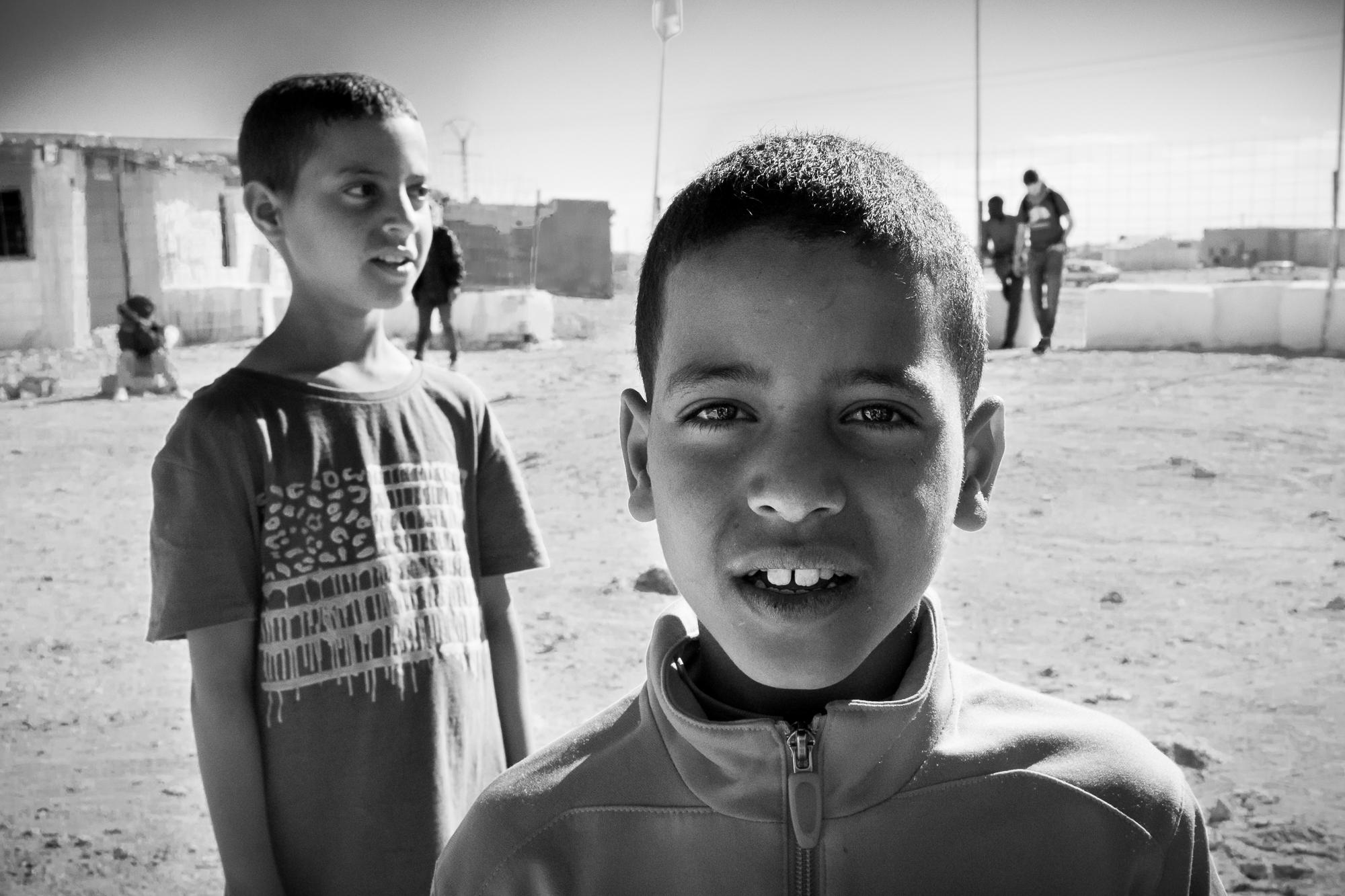 SAHARA MARATHON - Una corsa per i diritti del popolo Saharawi