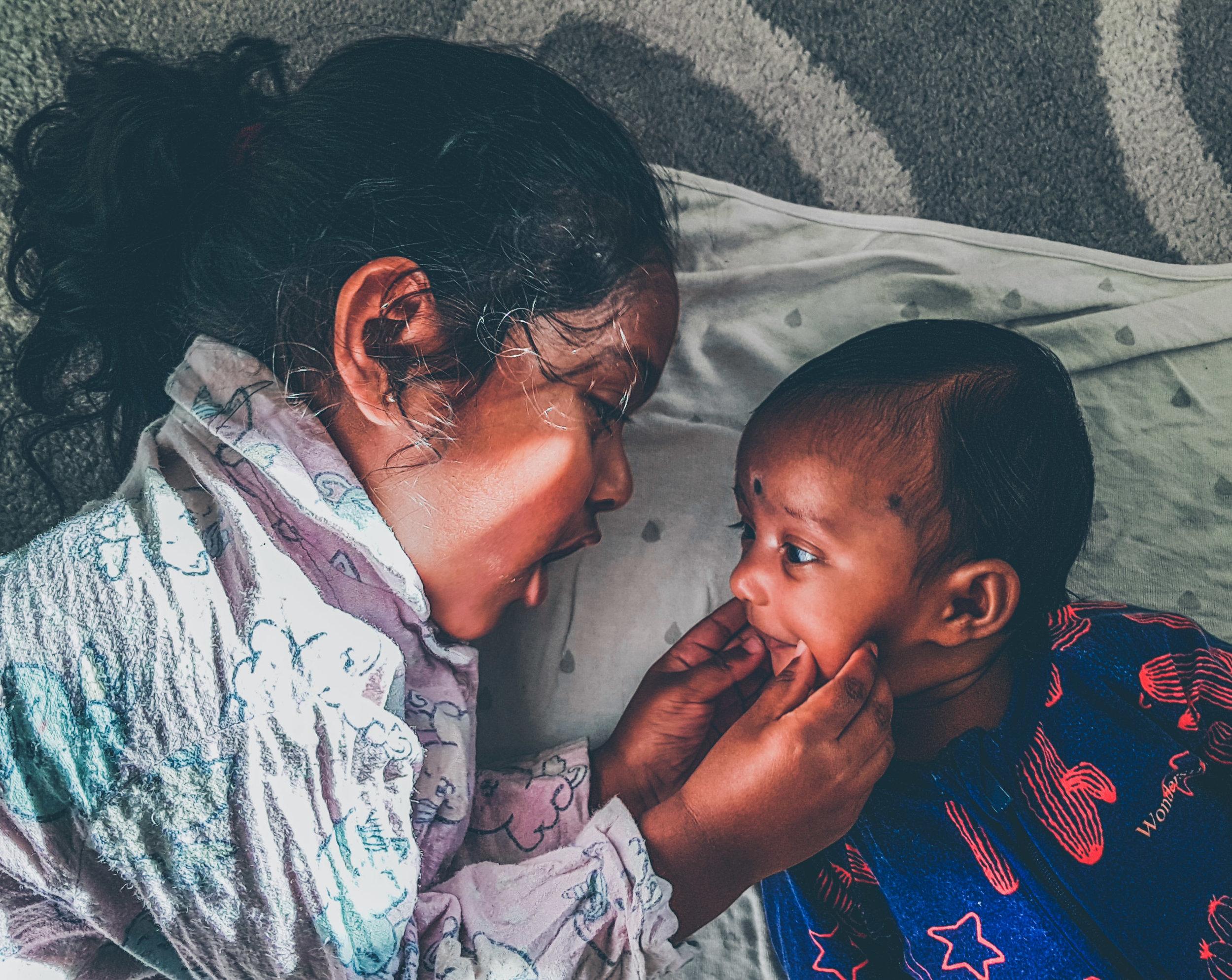 The Sibling Bond by Anirudh Koppula