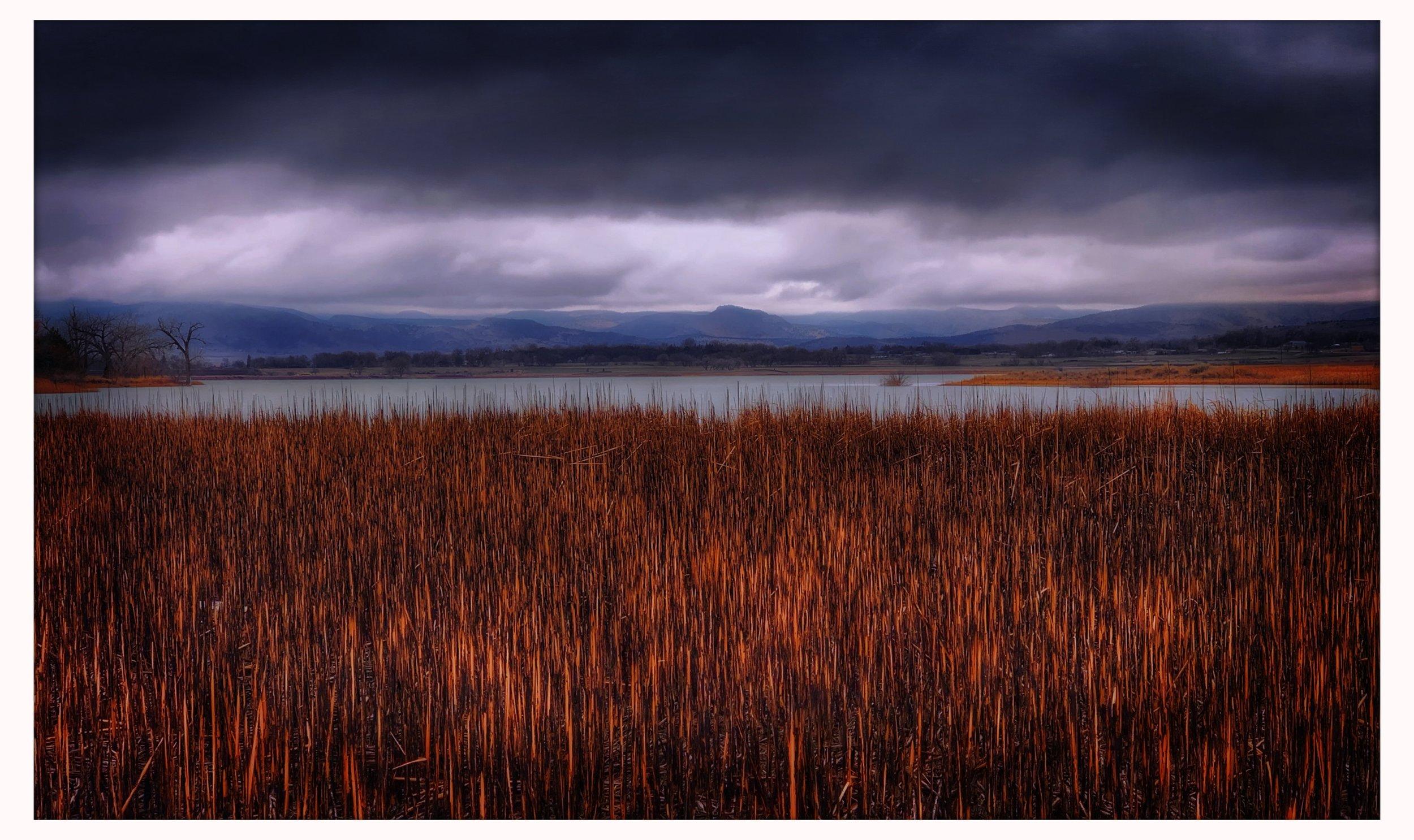 Lake MacIntosh by Kate Zari Roberts