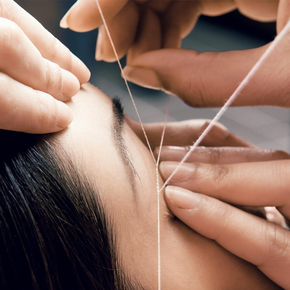 The Threading Spa | Women and Men's Eyebrow Threading Near Boston