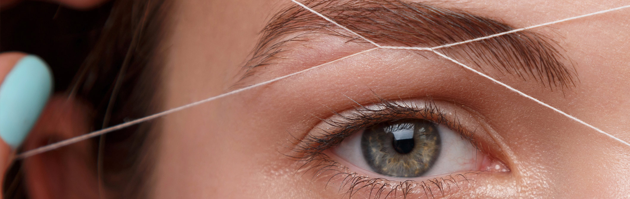 Eyebrow Threading and More   SIMPLE, FAST & ALL-NATURAL   View our services