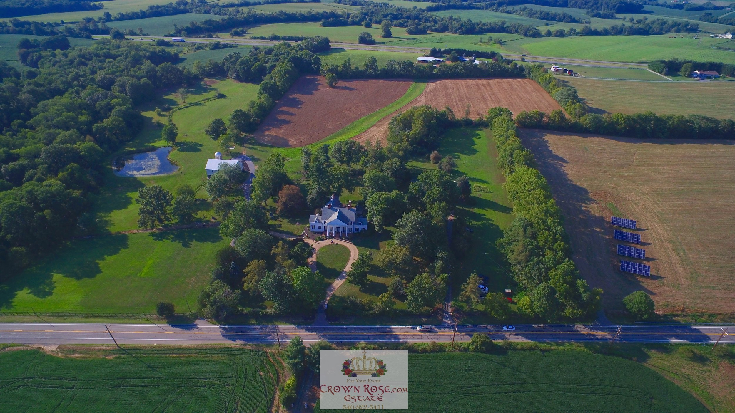 CR Logo WeddingsEstateDrone#crownroseestate, #weddingdestination, #barnrental,#historicsiterental, #historicvenuefilmsite, #downtonabbeywedding, #tentedweddings.jpg