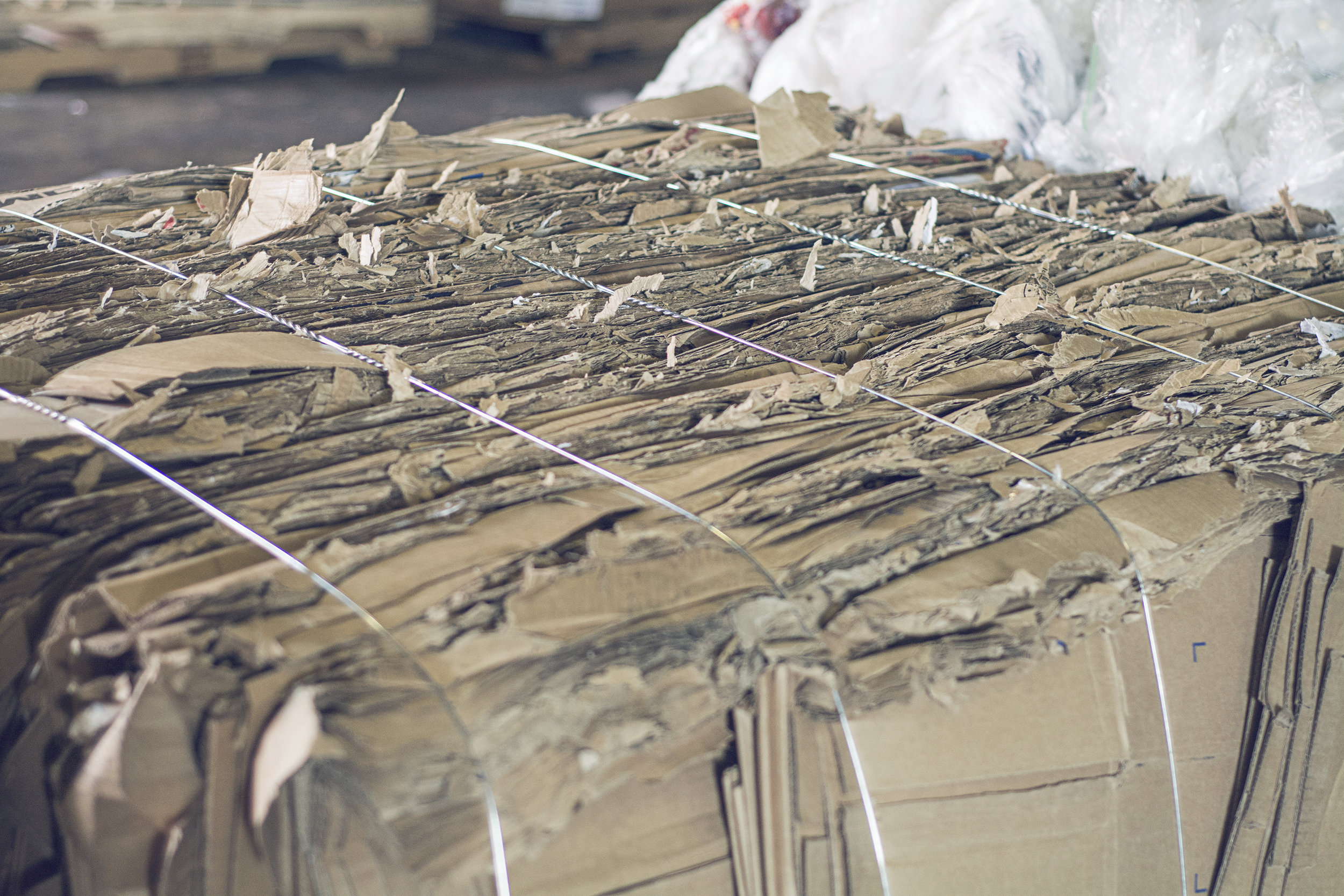 Baling wire used in the paper and textiles industries are one of the most dangerous and difficult to handle aspects of manufacturing and distribution. However, Sweed Choppers allow scrap processing for these industries to be as easy as feed-and-forget.