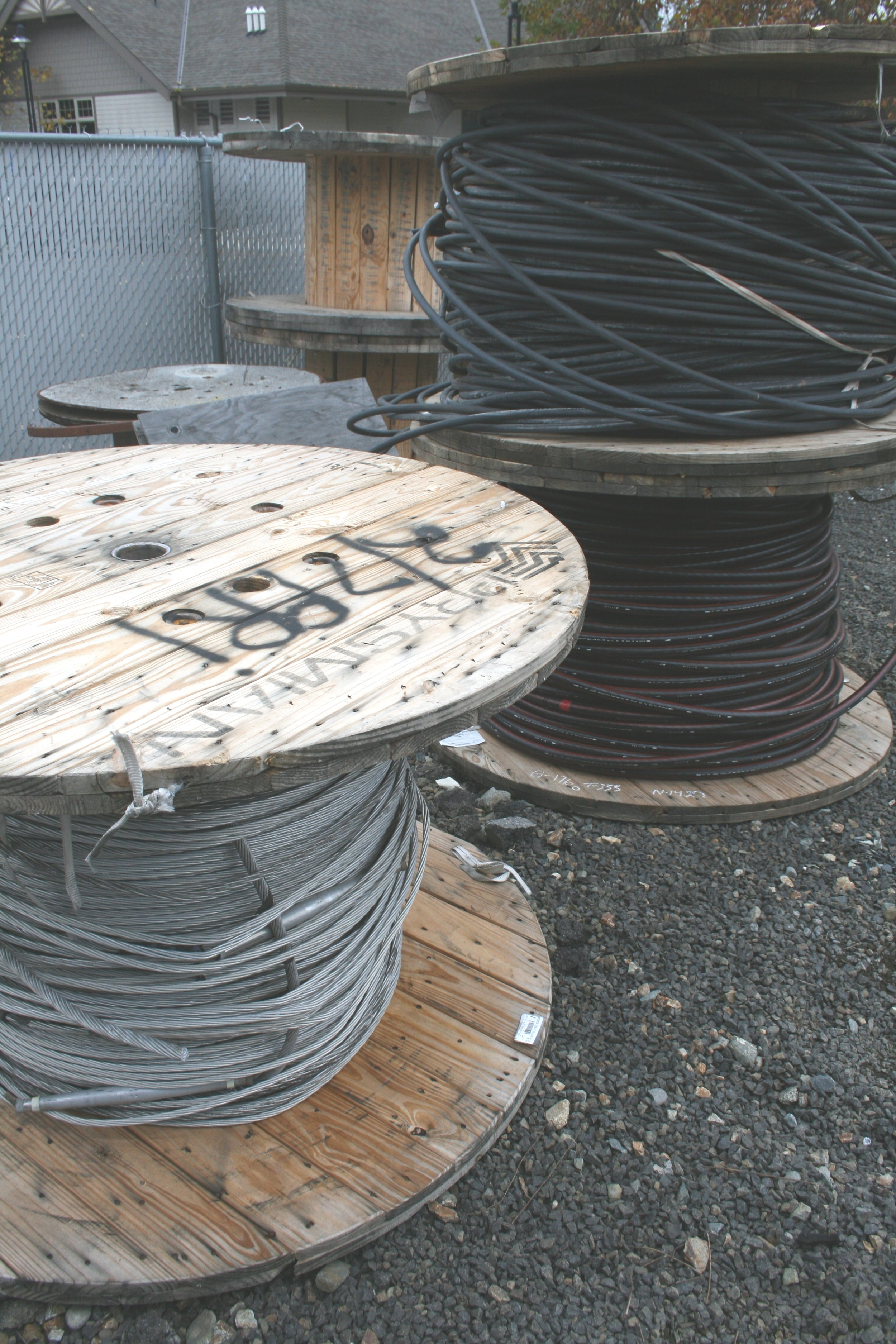 From stripping to separating for aluminum and copper recovery, Sweed's wire and cable processors handle a broad range of ferrous and non-ferrous materials used in this multifaceted industry.