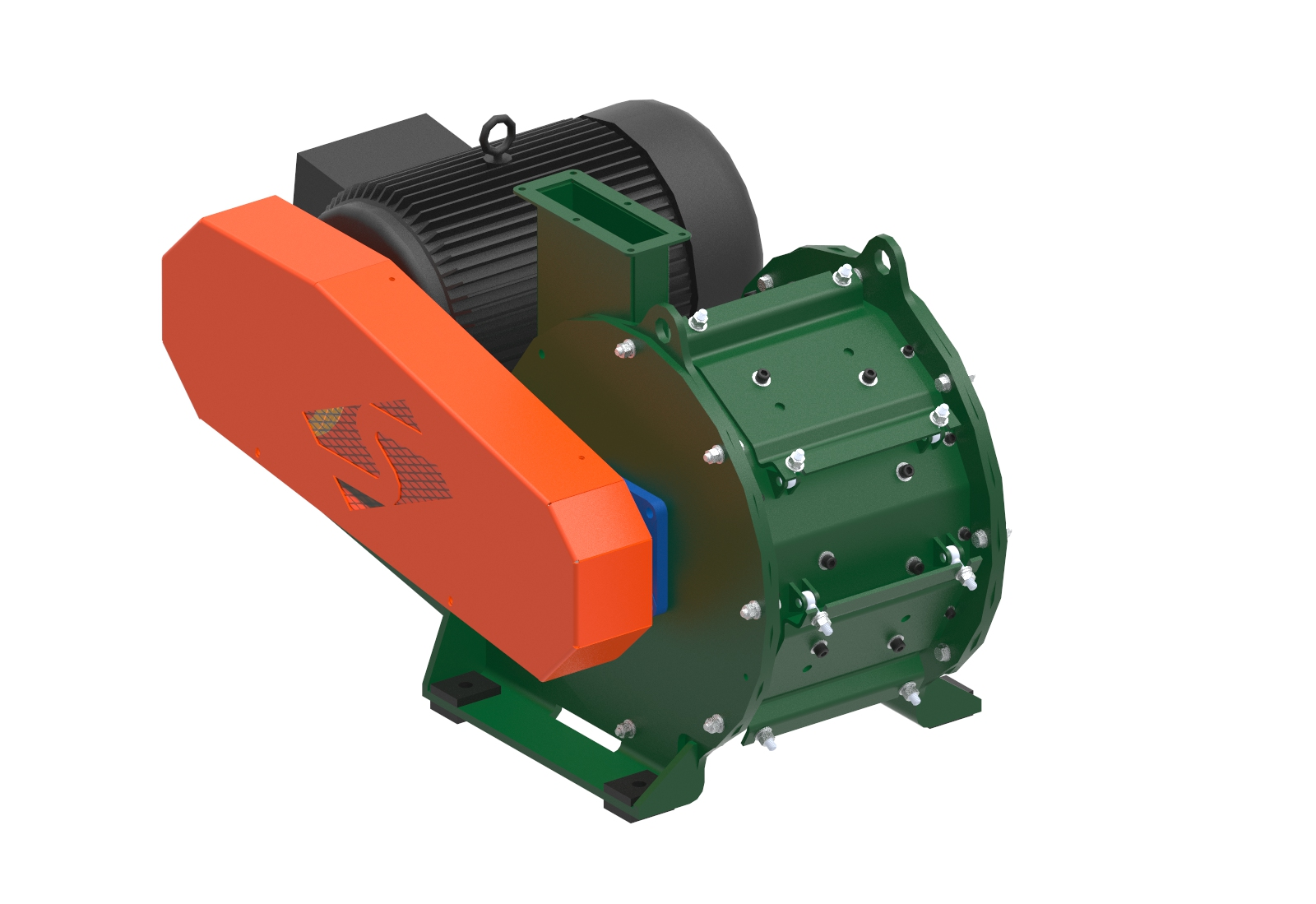 Sweed Turbo Mill Model TM1815
