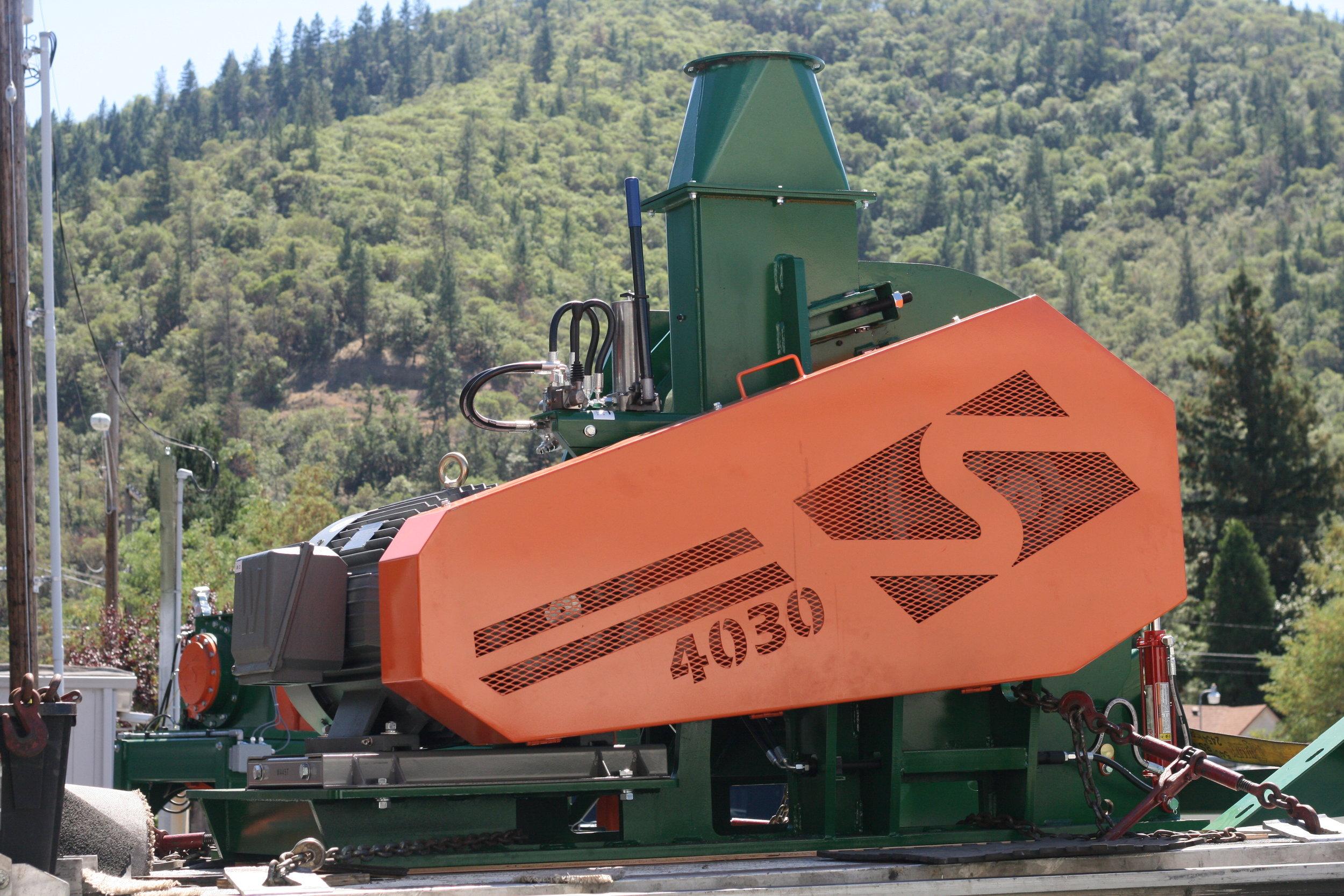 Sweed Turbo Mill Model TM4030