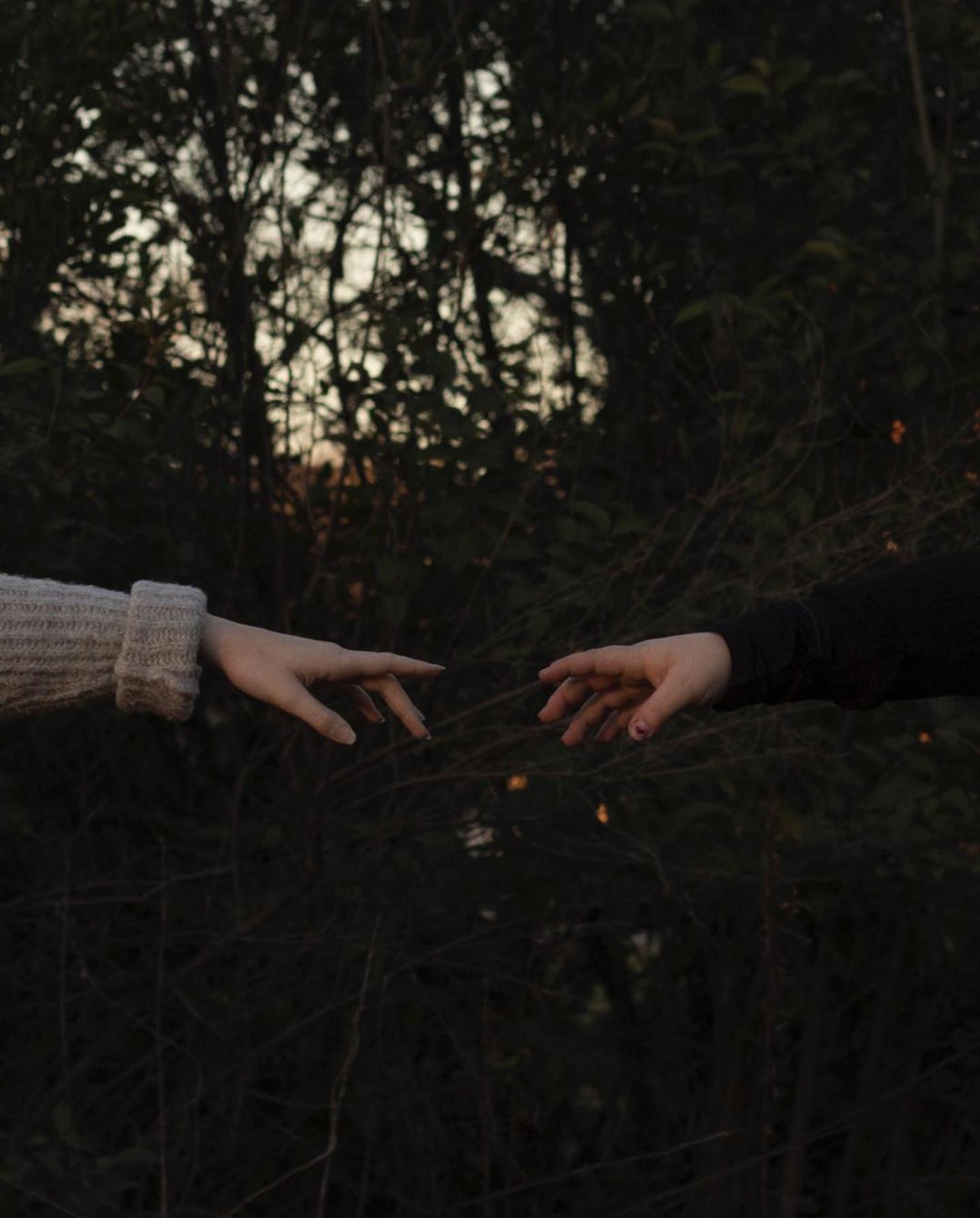 "Alyssa Leigh Thorn, ""Creation of the Chain,"" 2019"