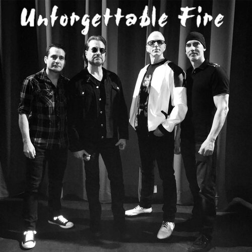 The Mighty Oktoberfest - Unforgettable Fire - October 8th