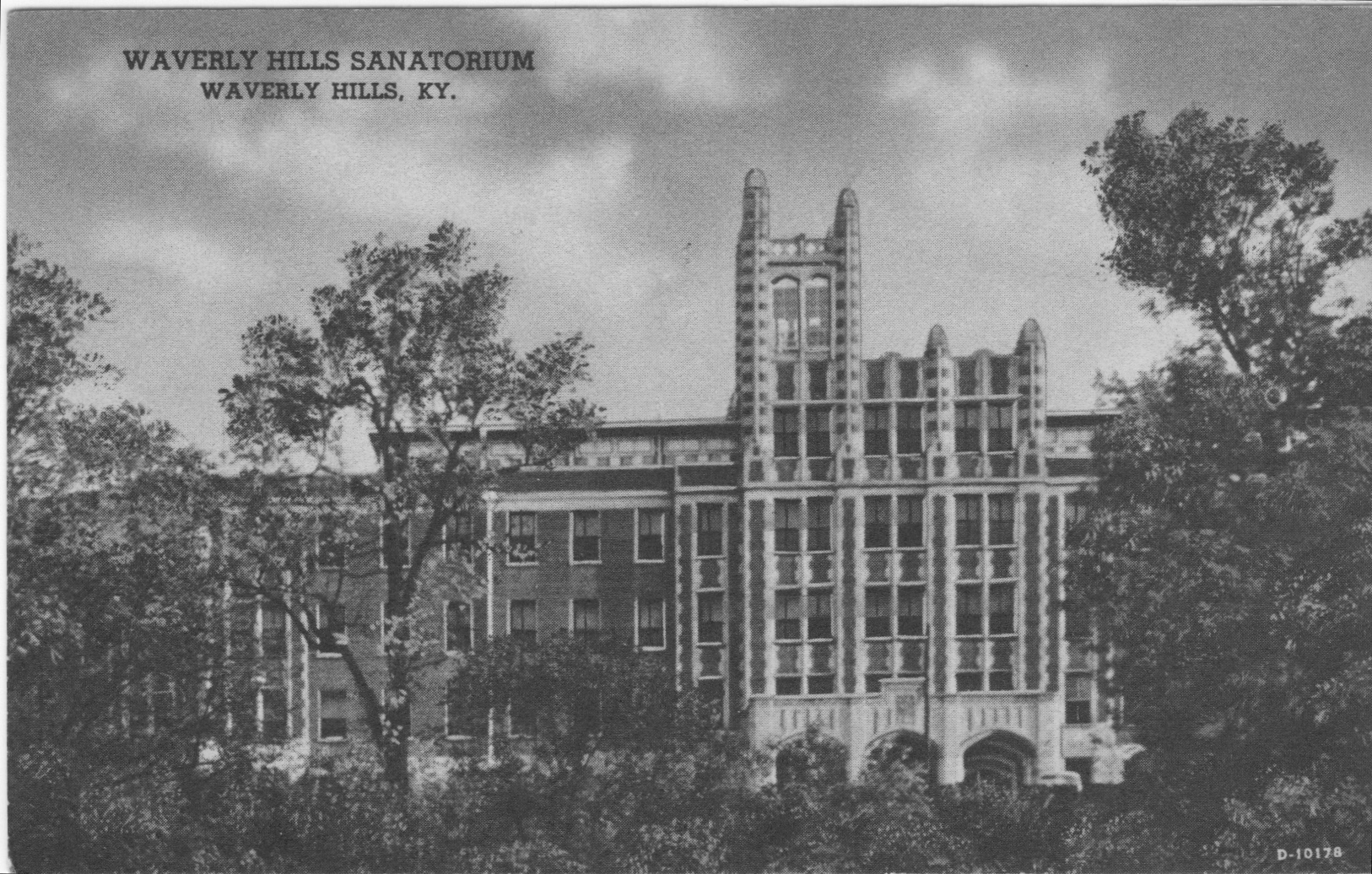 Photo Courtesy of Waverly Hills Historical Society