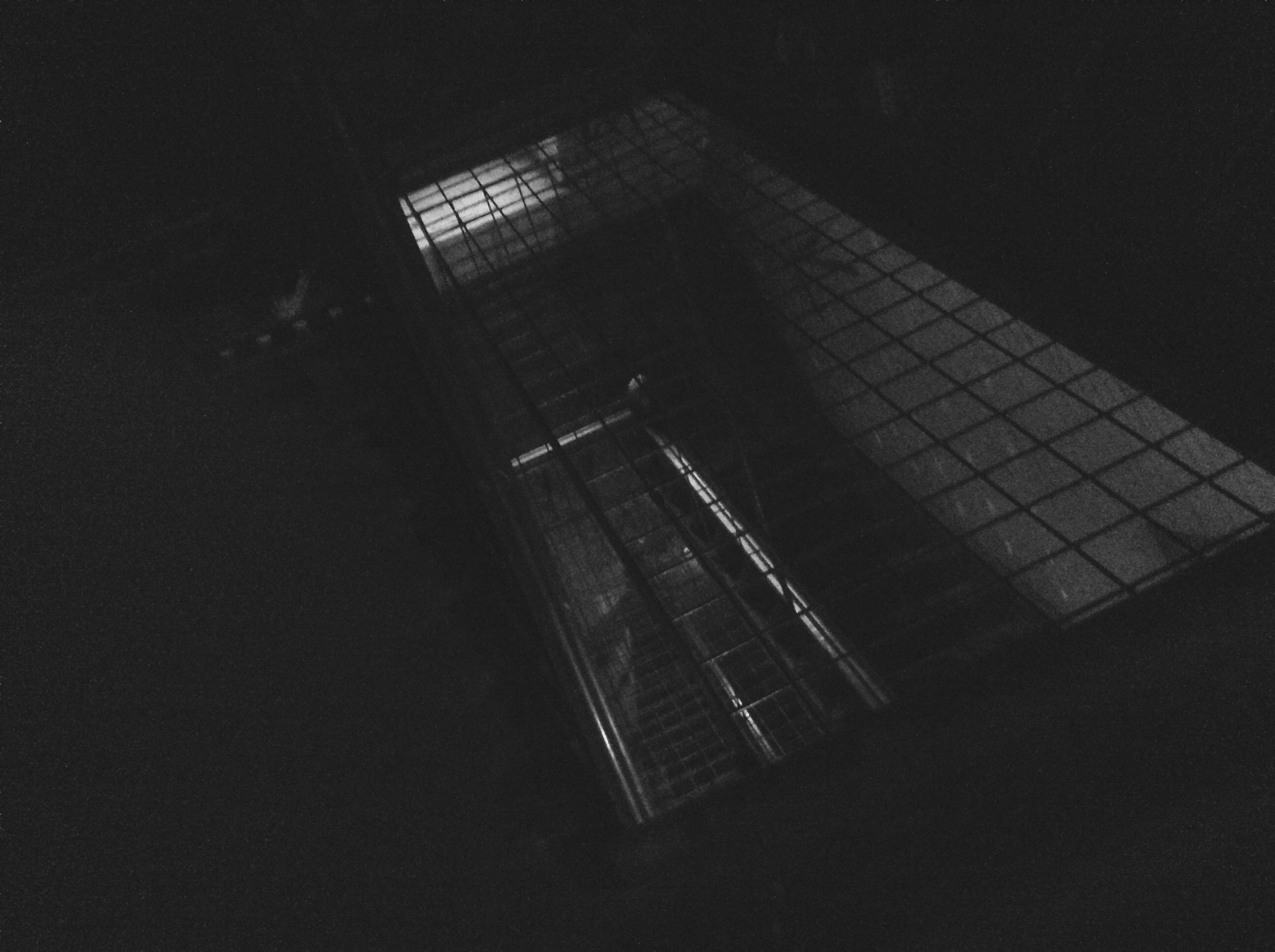 The Gallows Stairwell