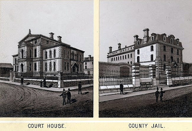Views of Ottawa, published by J. Hope & Co, 1884. Courtesy of  Urbsite .