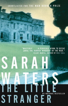 You can find all of the creepy ghostly themes by Sarah Waters at  Penguin Random House Canada .