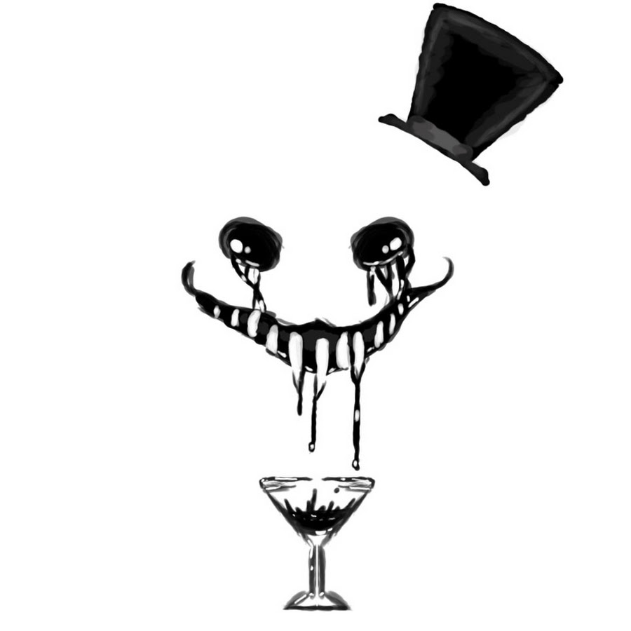 Mr. Nightmare's logo; Property of Mr. Nightmare