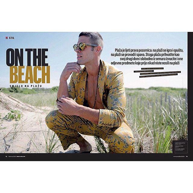 💥👊🏼💥 New work alert: Check out the latest cover feature I styled for the August 2019 issue of Men's Health Croatia (@menshealthcroatia) featuring model Chad White (@chadwhite21) wearing Dirty Pineapple (@dirtypineapple_dp), Cutler & Gross (@cutlerandgross), and Jonas Studio (@jonasstudionyc). 💥#styledbycoreykelly💥 ・・・ PHOTOGRAPHER: Joshua Allen Harris (@joshua_allen_harris) MODEL: Chad White (@chadwhite21) X Soul Artist Management (@soulartistmgmt) STYLIST: Corey Kelly (@styledbycoreykelly) GROOMER: Johnny Caruso (@johnny.caruso) • • • #menshealth #menshealthcroatia #chadwhite #fitness #editorial #fashion #style #dirtypineapple #cutlerandgross #jonasstudio #photoshoot  #instagood #malemodel #soulartistmgmt #modelsofsoul #soulsquad #instafashion #styling