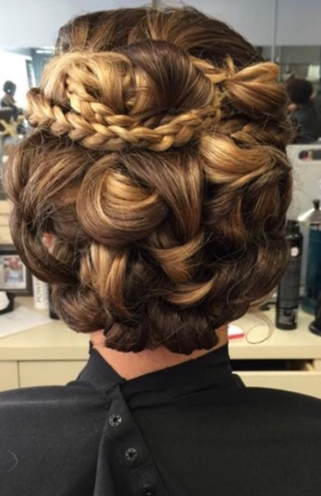 - 2. BRAIDED GODDESSLOOKING FOR A TWIST ON THAT PERFECT BRAIDED STYLE? THIS LOOK IS FUN, FLIRTY AND DRAMATIC....HAIR STYLIST: MAGEN SHORT AT SMOAK SALON