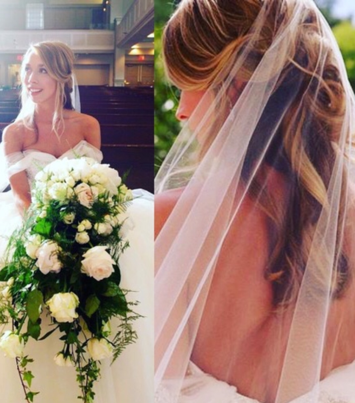 - 3. DREAMY DESIREFALL IN LOVE ALL OVER AGAIN WITH THIS STUNNING AND ROMANTIC LOOK....BRIDE: ALLISON BARNESHAIR STYLIST: SYD CURRY AT SMOAK SALON