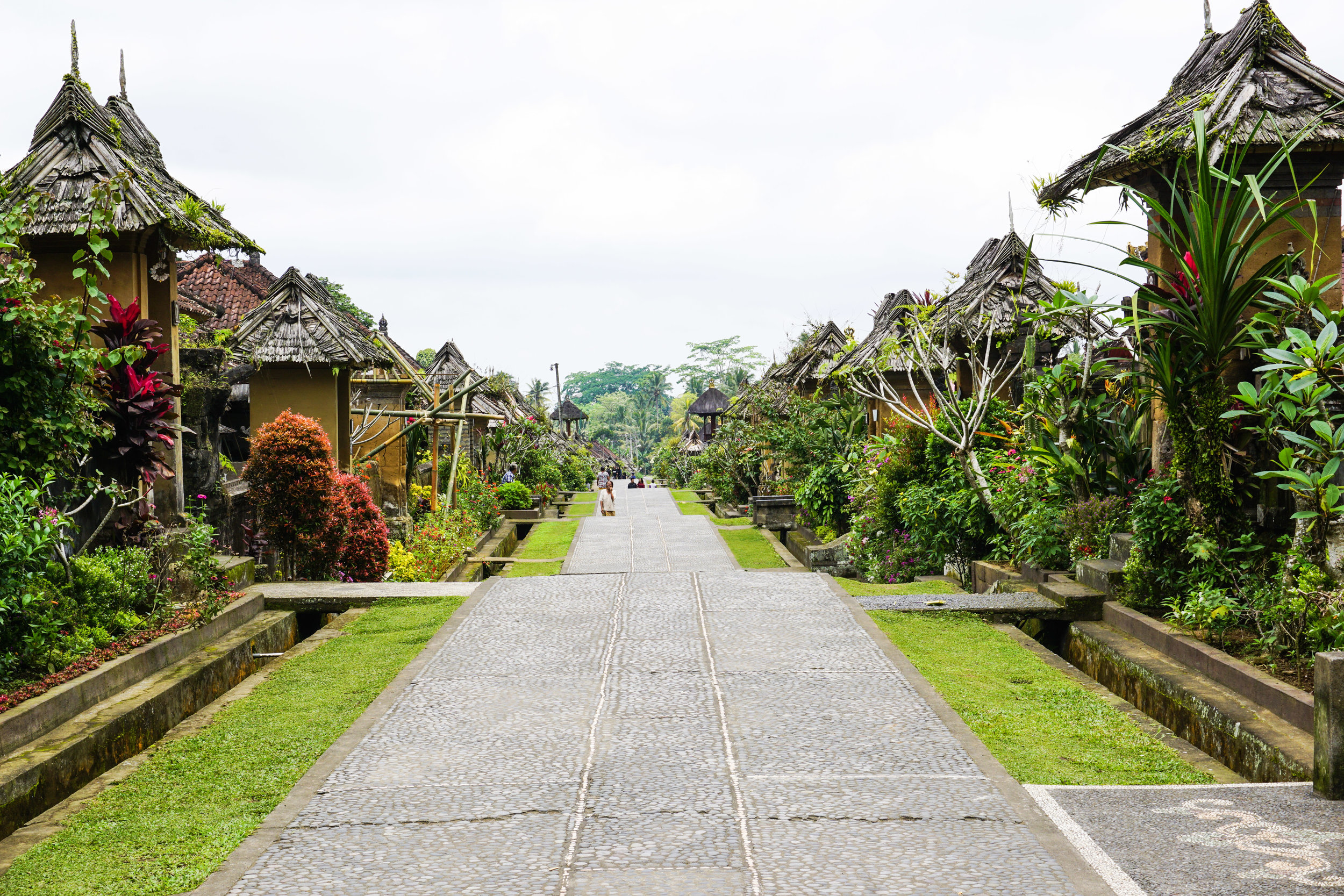 Penglipuran Village Bali Ubud