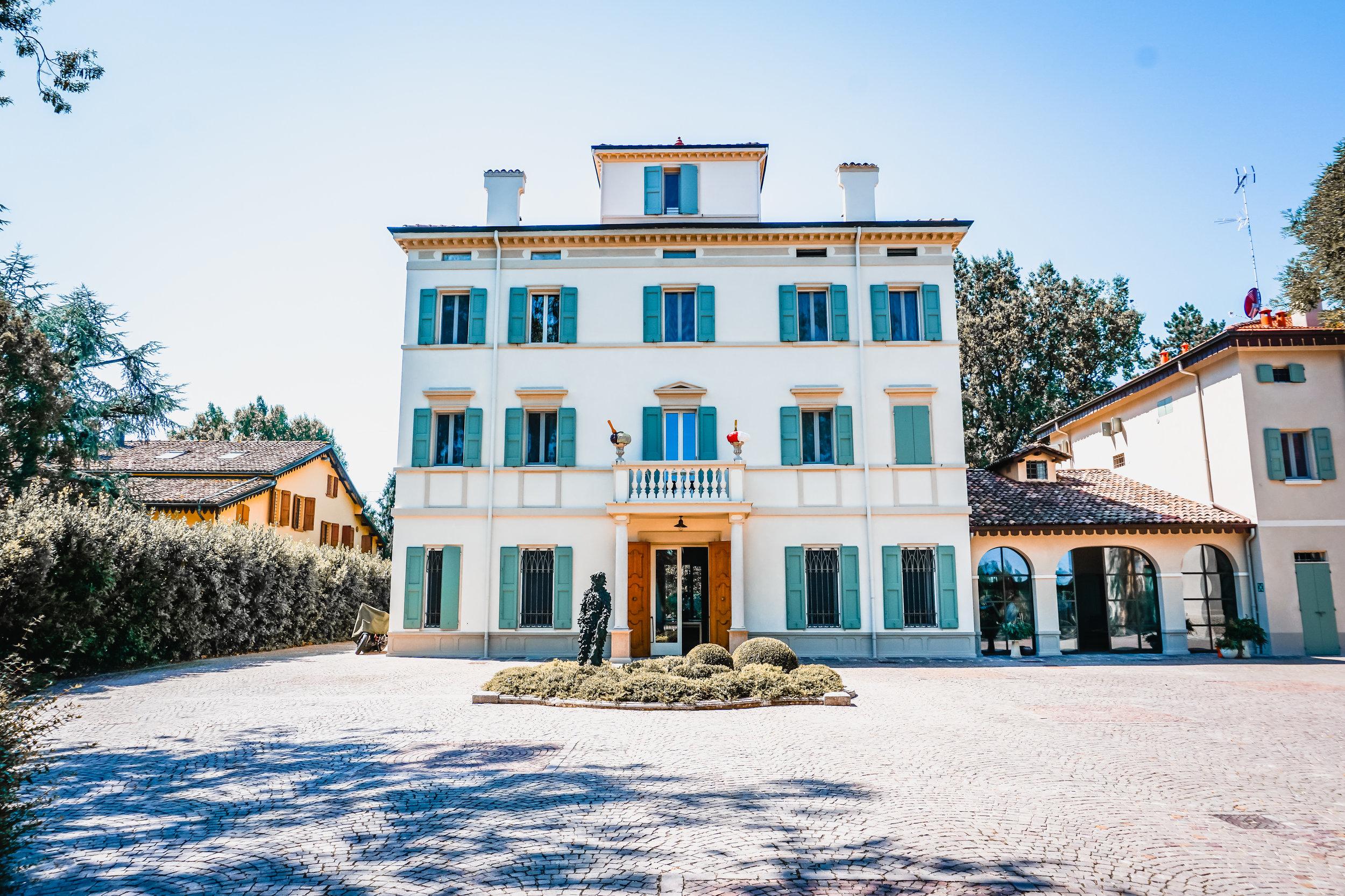 Casa Maria Luigia in Modena, Italy