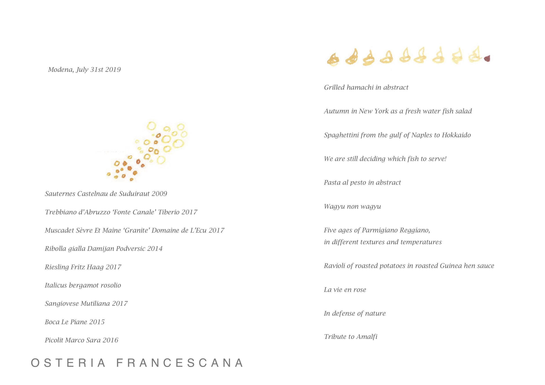 Menu at Osteria Francescana.jpg