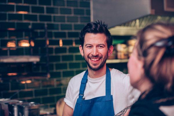 stony street house jamie tubb head chef in kitchen.jpg