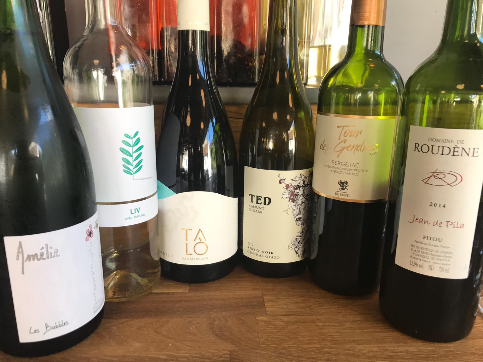 Affordable Alternative Wines 8SS