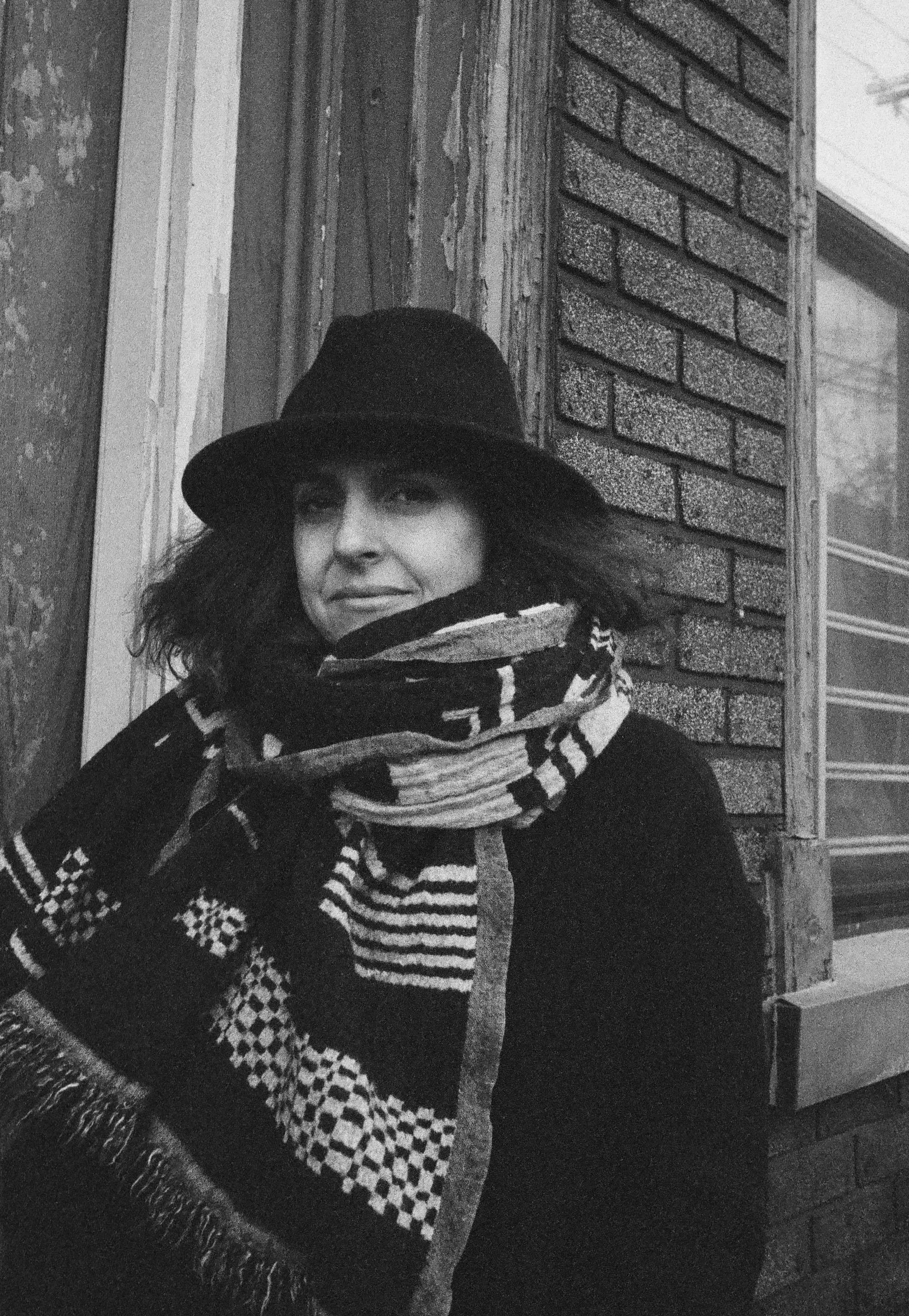 Rania in Brooklyn, NY Photo by Rachel Kessler