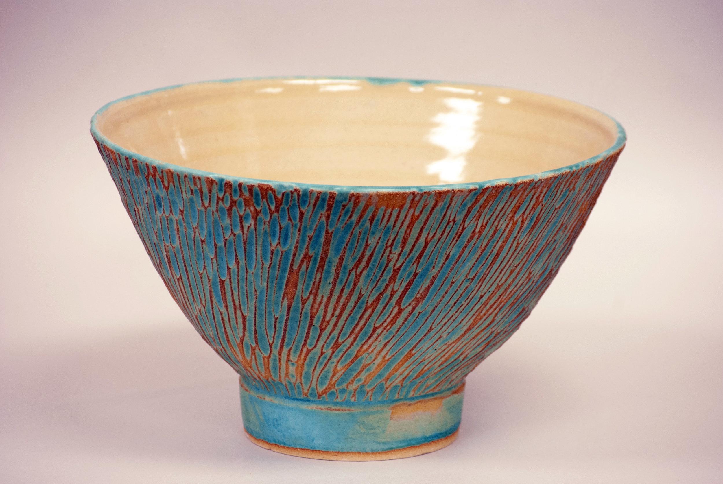 Devin Bruner Stoneware Bowl