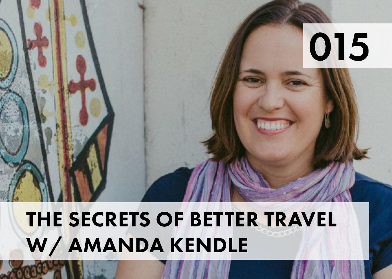 Amanda Kendle Not a Ballerina