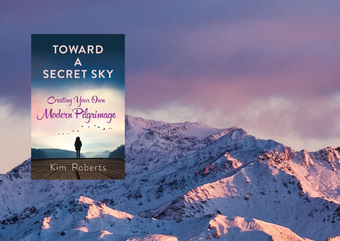 Toward a Secret Sky - Toward A Secret Sky is a guide for pilgrims that shares stories from the field.In it you'll find practical tips and guidance for embarking on your own pilgrimage, as well as writings evoking the setting and mood of a transformational journey.Pre-Order your copy Now