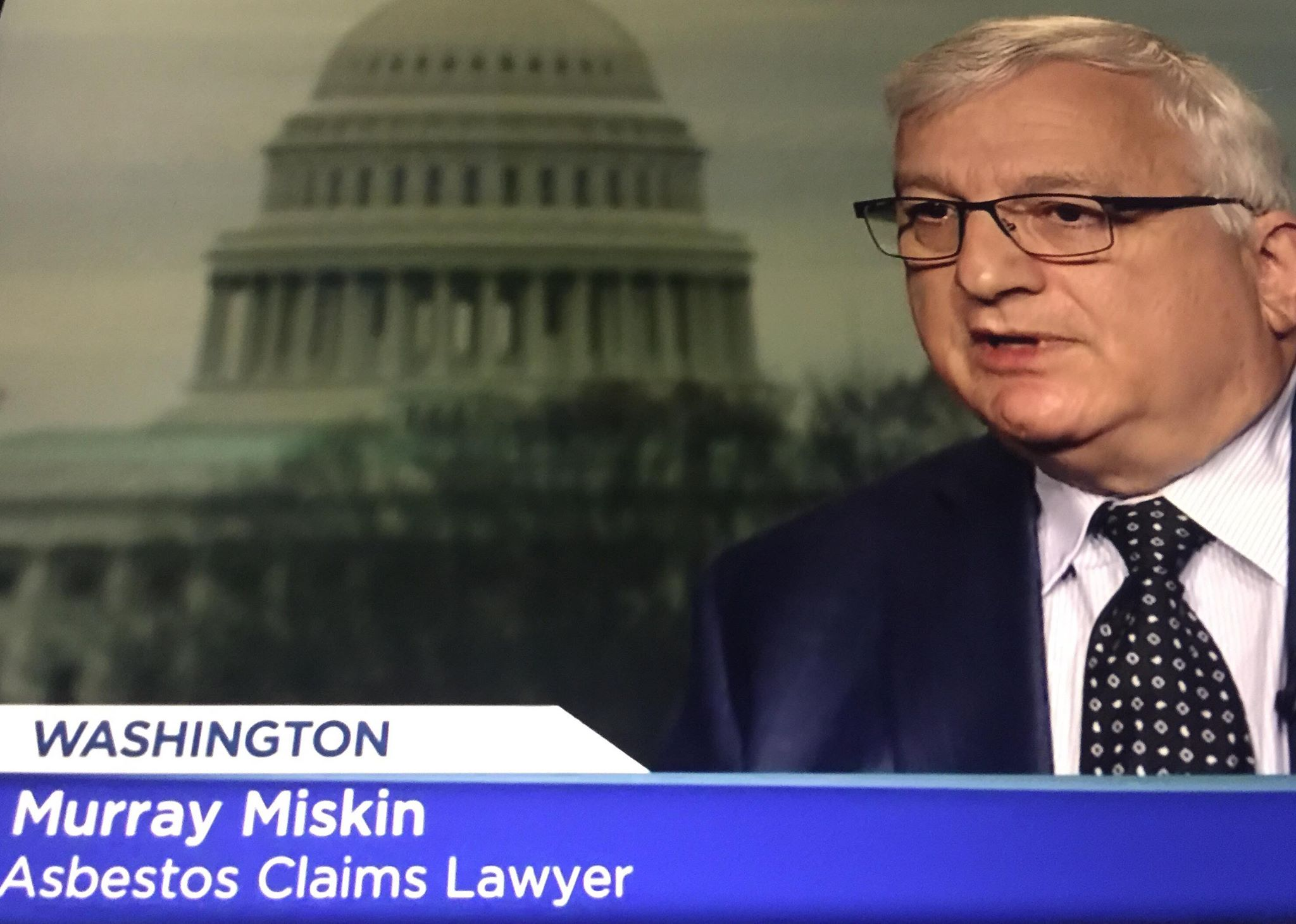 """- """"Our team has the skill, knowledge and experience to get you maximum compensation for your injuries. Dealing with an illness like mesothelioma can be devastating. Let us take the stress away. Compensation cannot give you your health back, but hopefully it can make things easier for you and your family.""""- Murray H Miskin"""
