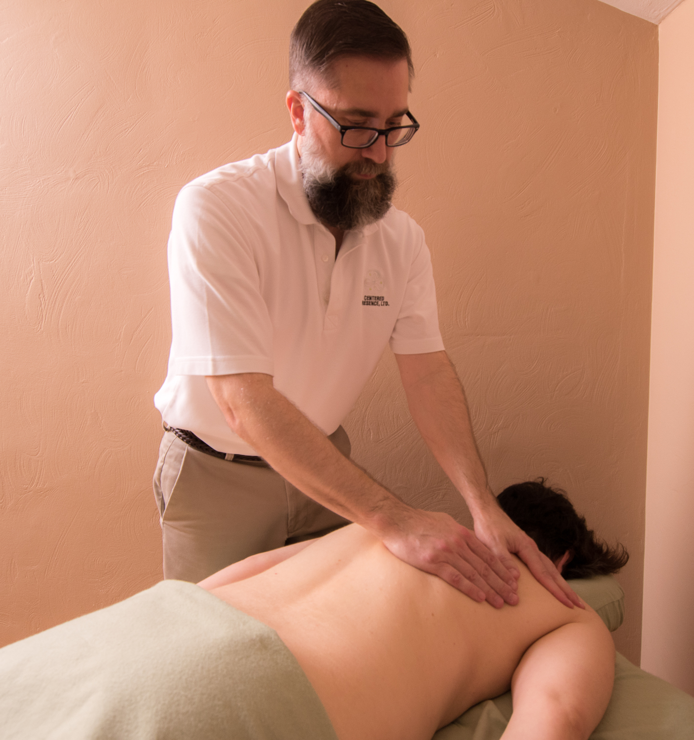 ON-SIte Massage - Centered Presence, LTD