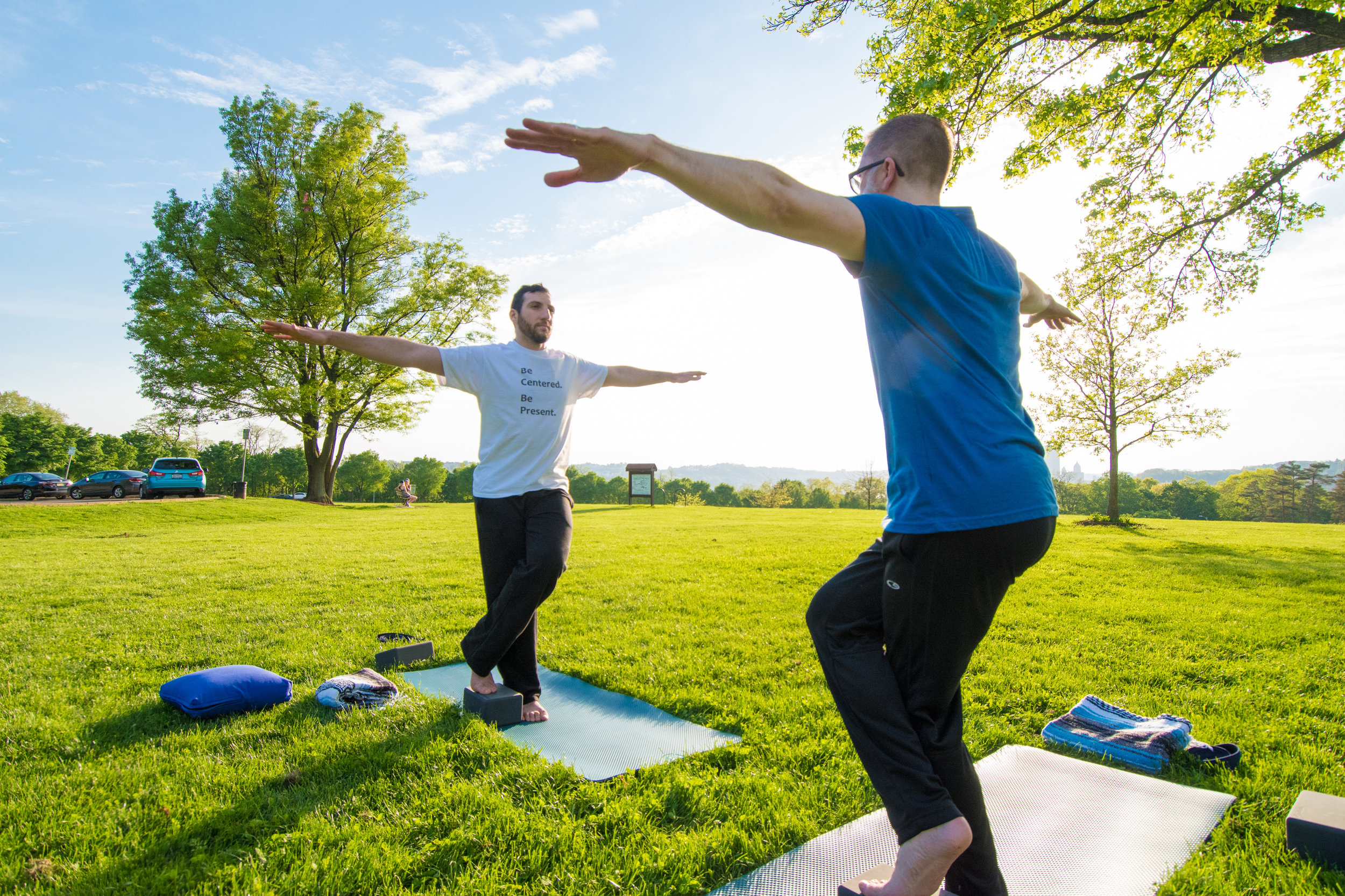 Yogic Coaching - An exclusive Centered Presence, Ltd. advanced technique that combines elements of coaching and yoga into a two-hour transformative session.