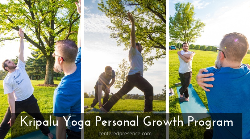Kripalu Yoga - Personal Growth