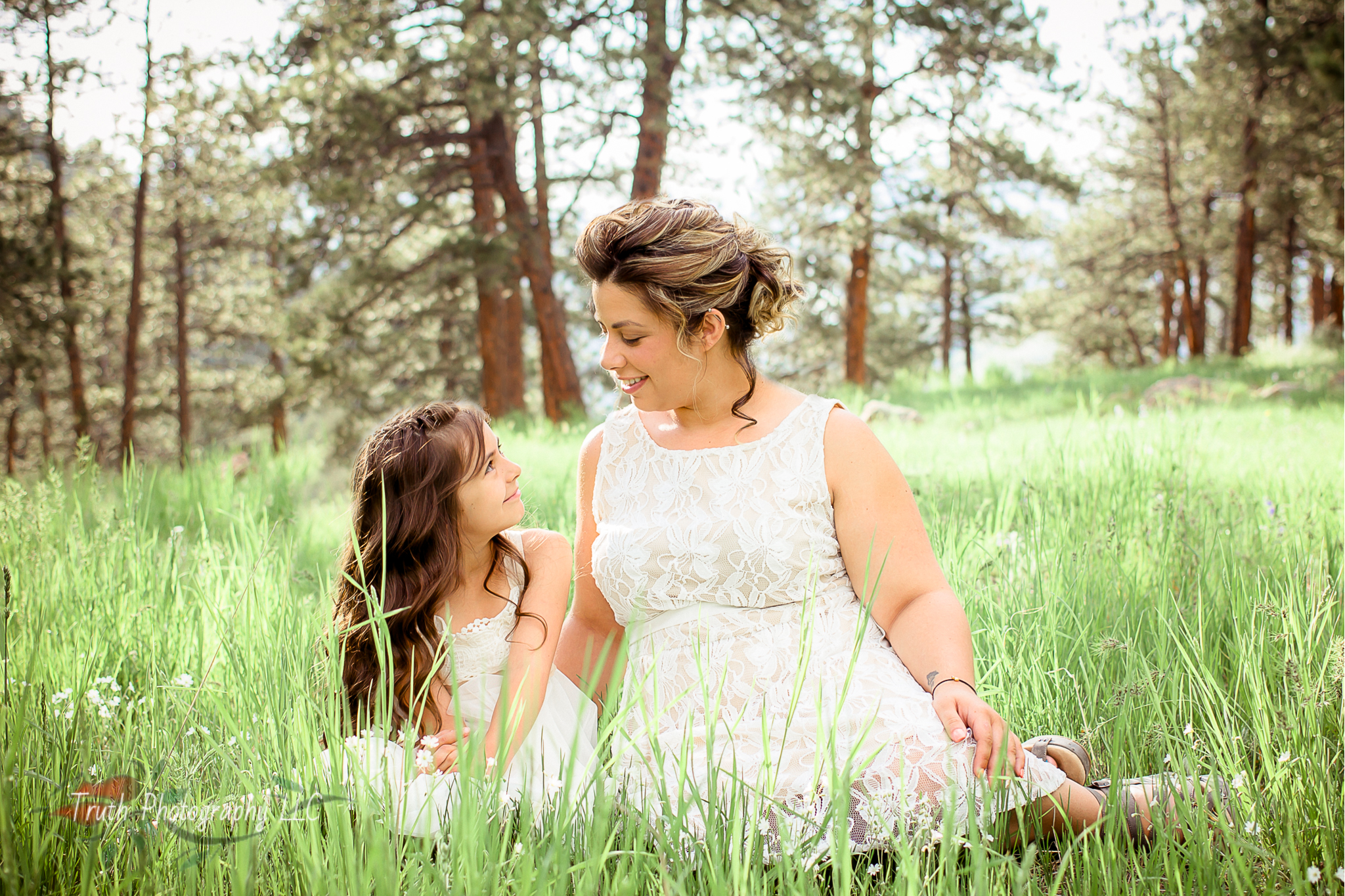 Lookout mountain, Golden Colorado mommy and me photo