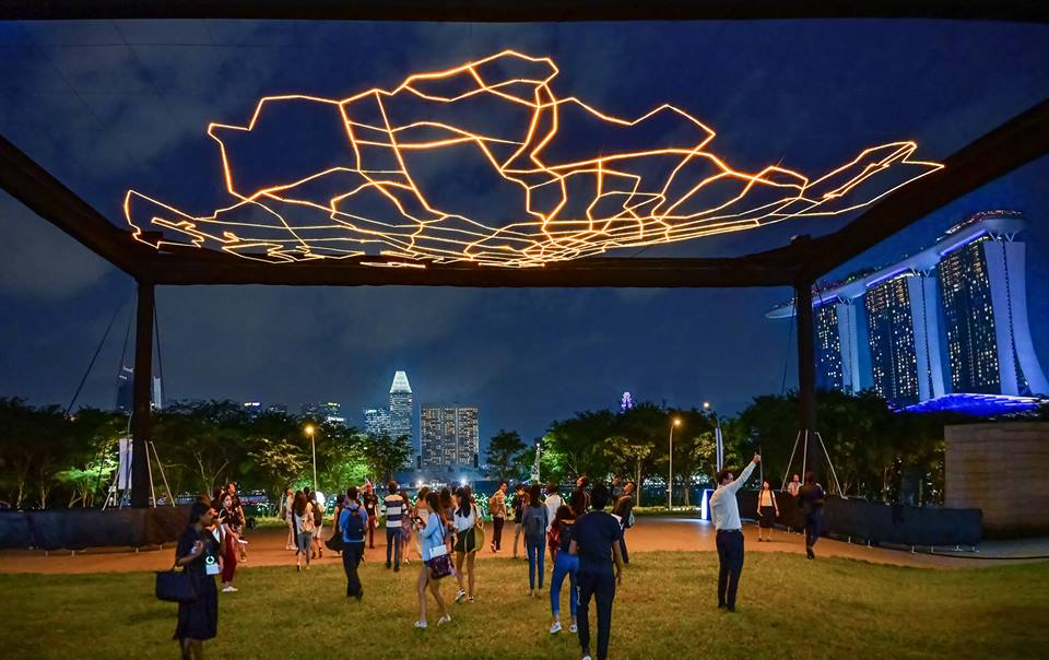 City Gazing Singapore by    VOUW    - Mingus Vogel and Justus Bruns  (The Netherlands)