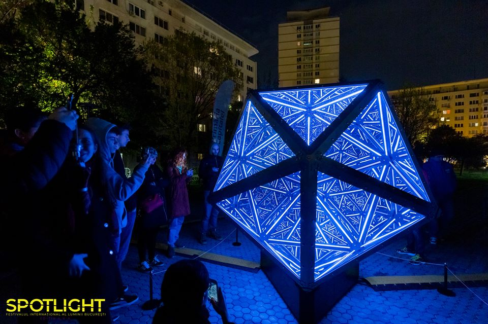 microCOSMOS by Ygreq Interactive  (RO)  Photo: Petru Ivu