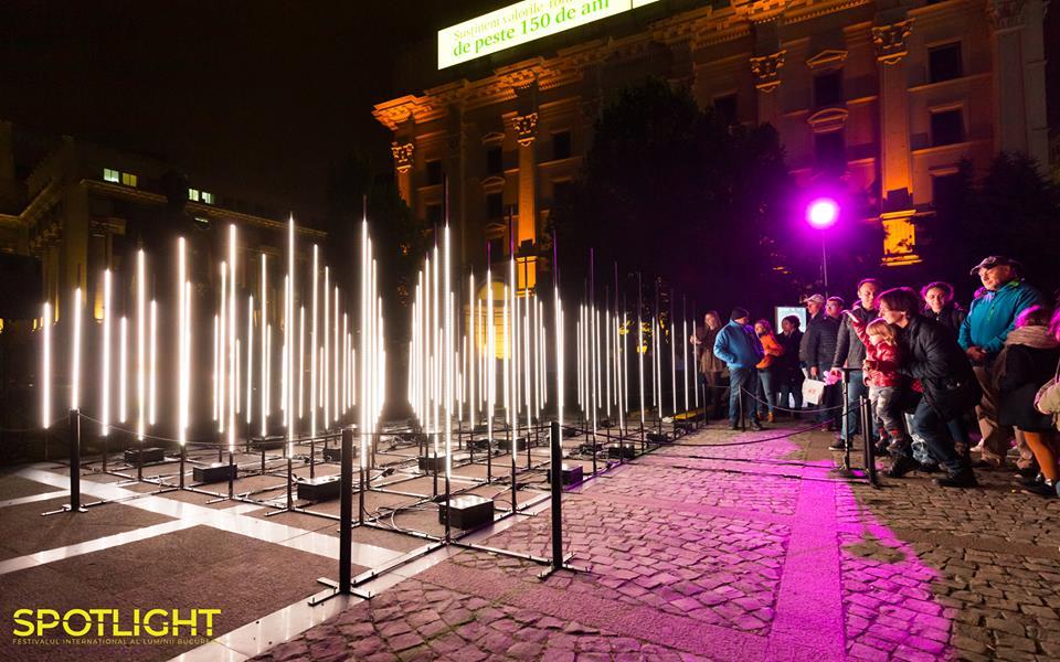 Stratum by    Chevalvert Studio    &    Mirage Festival   (FR)  Photo: Petru Ivu