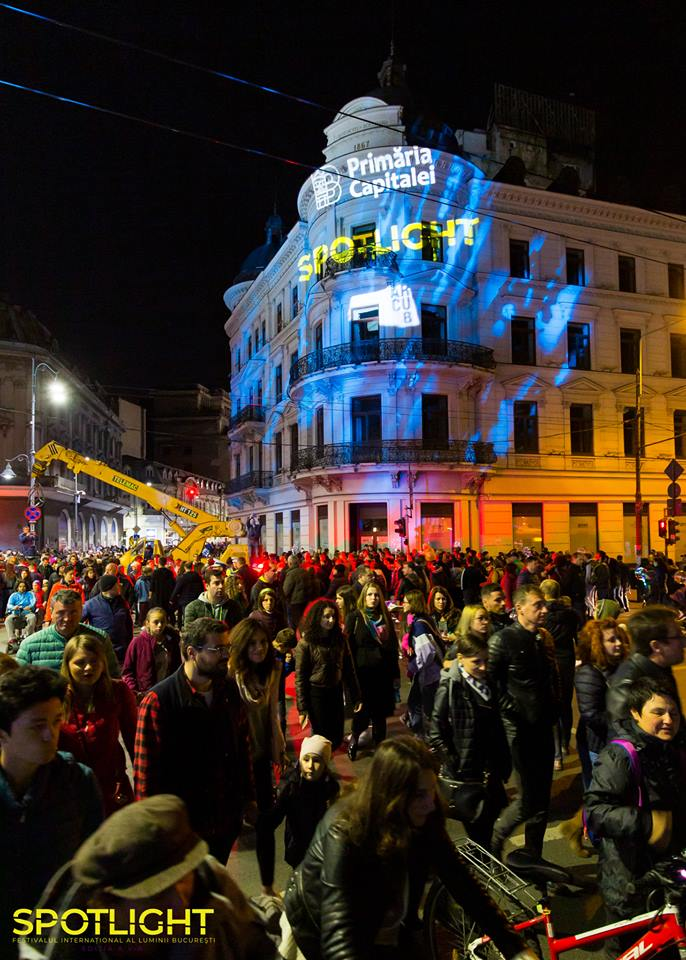 Grand Lights Boulevard by 360 Revolution  (RO)  Photo: Petru Ivu