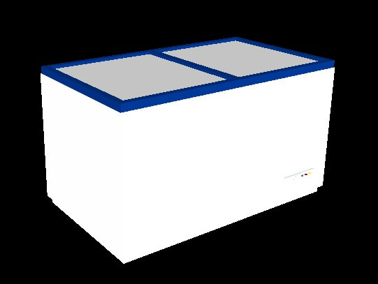Chest fridge
