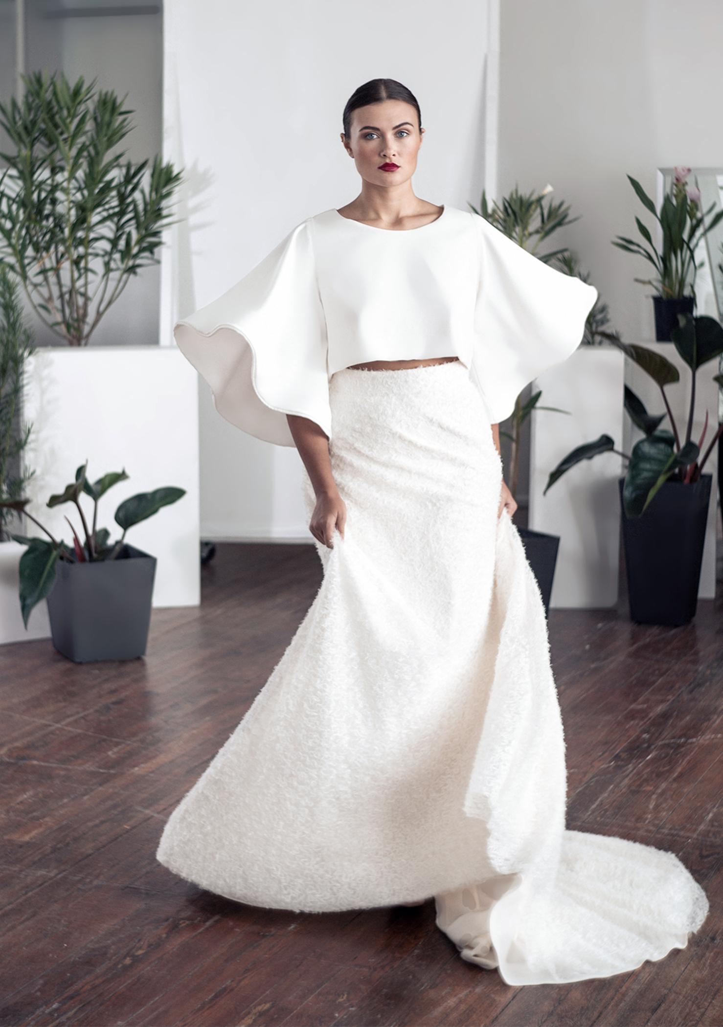 Mimosa Set - Tank + Sleeve + Skirt