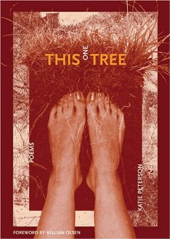 """This One Tree - """"No one is going to not-know what these poems intend, what they state, and why they exist. They have the rigor of Oppen and a serious eye-level attention to pieces and parts of the chosen subject that give them an analogical edge over pure description. They bring heart and soul back to the poet writing them.""""– Fanny Howe"""